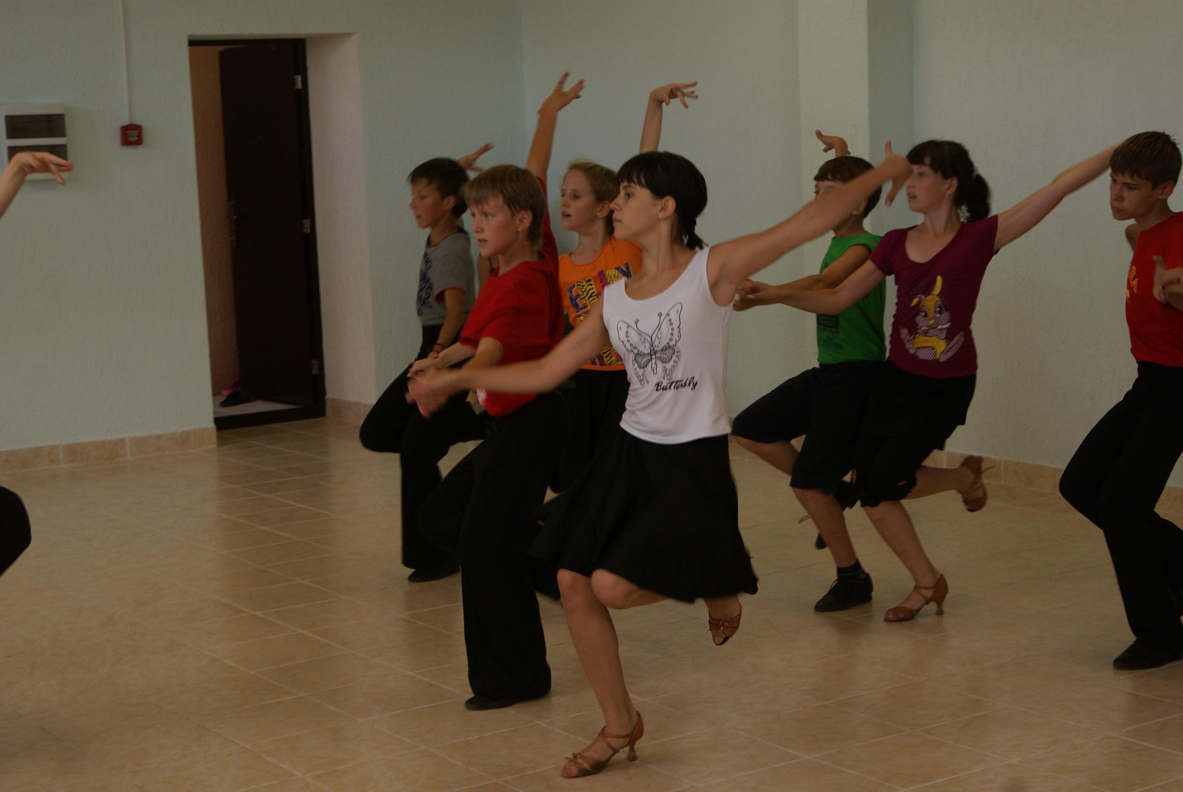 Фото макияж для спортивных бальных танцев 3